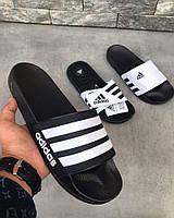 Мужские шлепанцы Adidas, Реплика , фото 1