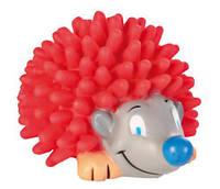 Игрушка для собак Ёж виниловый с пищалкой Trixie (Трикси), 11,5 см