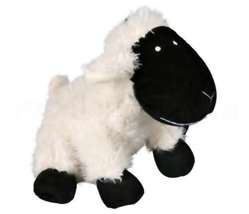Плюшевая овечка с пищалкой Trixie Schaf (Трикси), 20 см