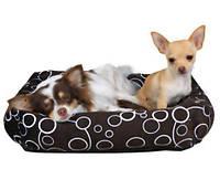 """Спальное место для собак Trixie """"Marino"""" Коричневый (Трикси)"""