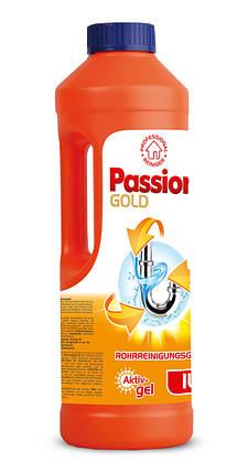 Средство для очистки труб Passion Gold 1л Германия, фото 2