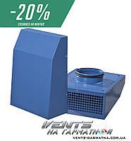 Вентс ВЦН 125. Вытяжной центробежный вентилятор
