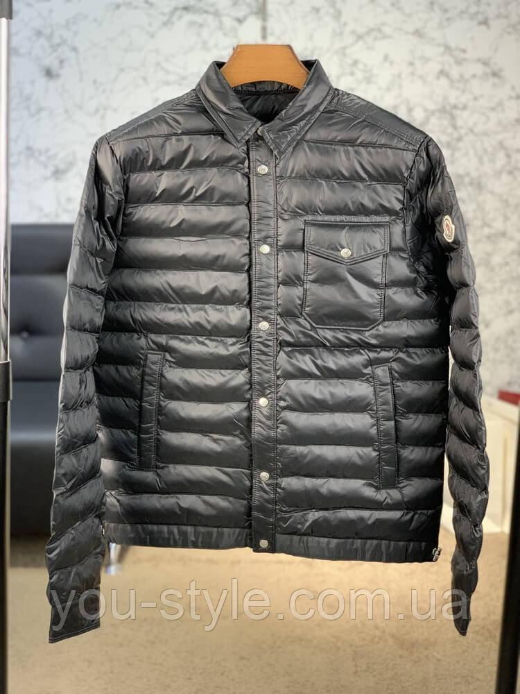 Moncler Caph Jacket Black
