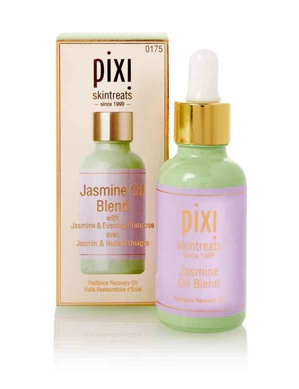 Увлажняющее масло для лица с экстрактом жасмина Pixi Jasmine Oil Blend