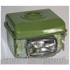 Бак топливный с фарой потайная горловина (1GZ90) R175N R180N