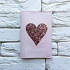 Обложка для паспорта Милое сердечко, фото 2