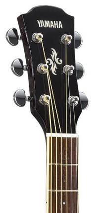Электроакустическая гитара YAMAHA APX600 (BLK), фото 2