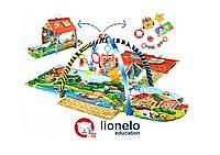 Развивающий коврик Lionelo Agnes, фото 1