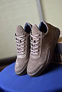 Мужские кроссовки Bastion из натуральной замши, фото 3
