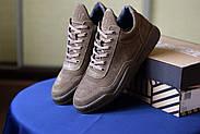 Мужские кроссовки Bastion из натуральной замши, фото 9