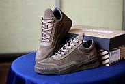 Мужские кроссовки Bastion из натуральной замши, фото 10