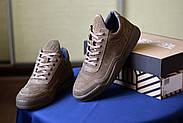 Мужские кроссовки Bastion из натуральной замши, фото 4