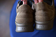 Мужские кроссовки Bastion из натуральной замши, фото 5