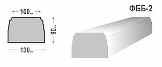 Основание балюстрады ФББ-2