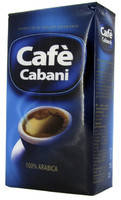 Молотый кофе CAFE CABANI 100% arabica 250 гр