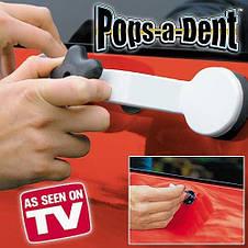 Motor UP Pops-a-Dent профессиональный набор для рихтовки кузова автомобиля + монопод, фото 2