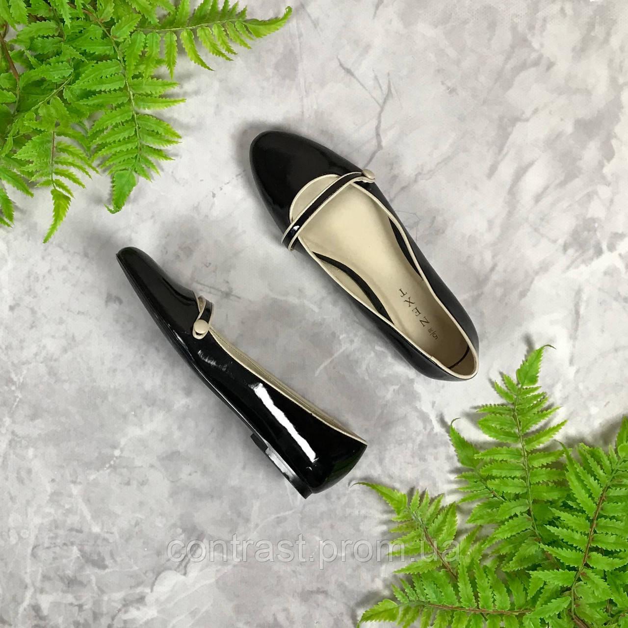 Лаковые туфли отличного качества  SH1924052