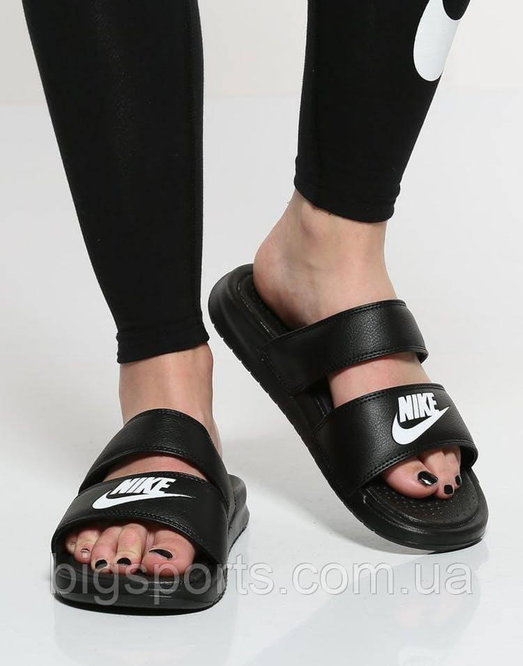 Тапки жен. Nike Benassi Duo Ultra Slide (арт. 819717-010)