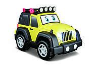 Автомодель Jeep Wrangler зі світлом і звуком Bb Junior (16-81201)