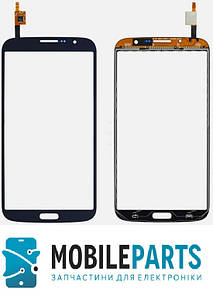 Сенсор (Тачскрин) для Samsung i9200 | i9205 Galaxy Mega 6.3 (Синий) Оригинал Китай