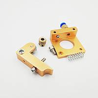 Комплект алюминиевого блока mk7 mk8 i3 для экструдера