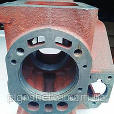 Блок двигателя длинная крышка ( ZUBR ORIGINAL) R180N, фото 2