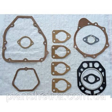 Прокладки двигателя комплект 13шт (короткая крышка) R180, фото 2