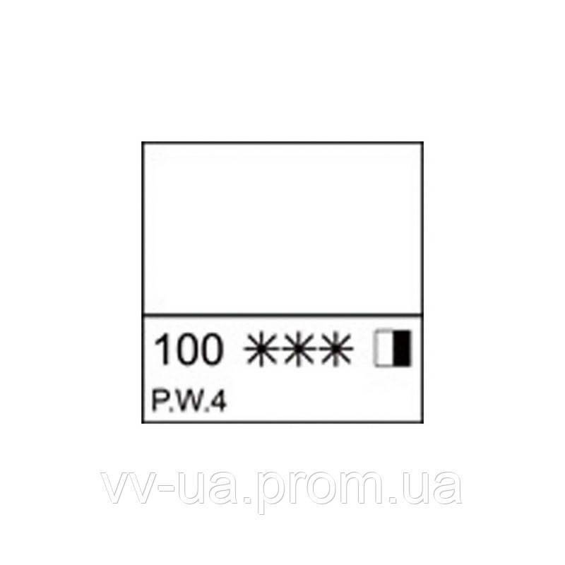 Краска масляная Ладога, Белила цинковые, 46 мл, Невская палитра ЗХК (351627)