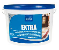 Клей для напольных покрытий Kiilto Extra 15л (17кг)
