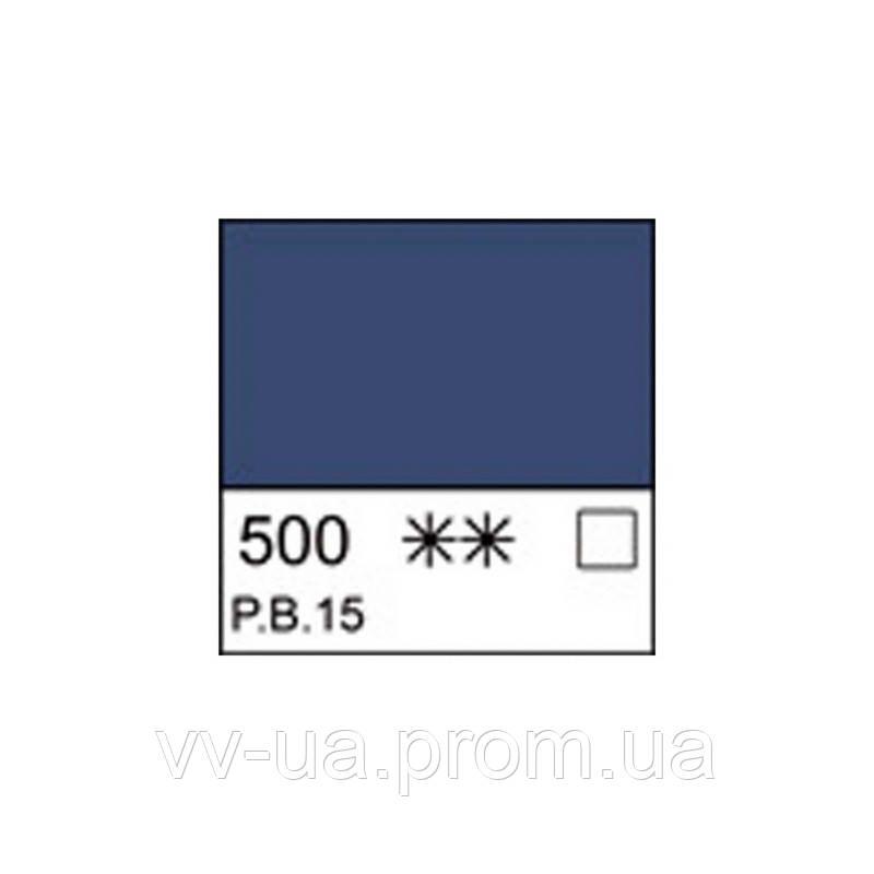 Краска масляная Ладога, Голубая ФЦ, 46 мл, Невская палитра ЗХК (351630)