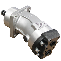 Гидромотор 310.2.56.00 (МН 2.56/32) (шлицевой вал реверсивное вращение)