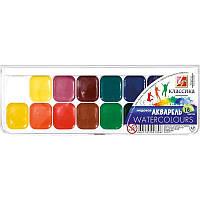Краски акварельные Луч Классика, 16 цветов (19С1290-08) (110215)