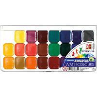 Краски акварельные Луч Классика, 24 цветов (19С1294-08) (110217)