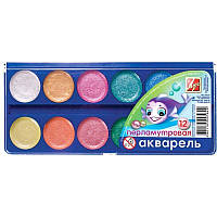 Краски акварельные Луч перламутровые 12 цветов (16С1105-08) (110165)