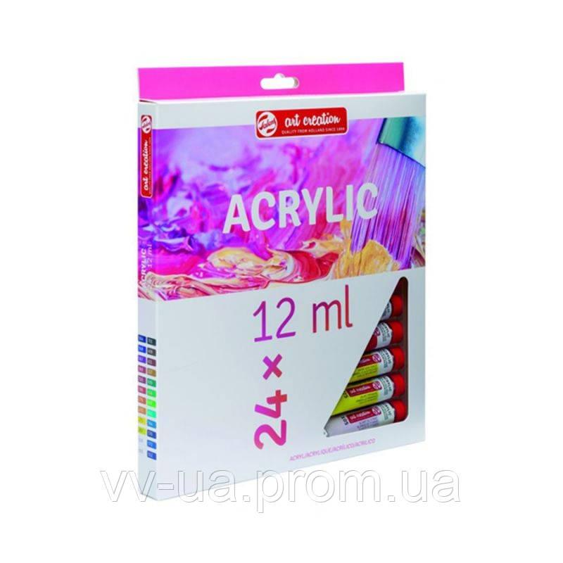 Набор акриловых красок Royal Talens Art Creation, 24x12 мл (9021724M)