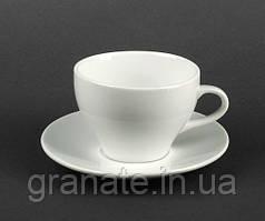 Набор Чашка с блюдцем 300 мл, фарфор 6 шт