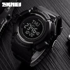 Skmei 1300 сompass спортивные часы с компасом