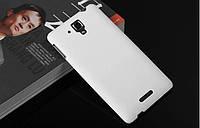 Чехол накладка бампер для Lenovo S8 S898T белый