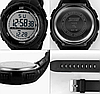 Skmei 1025 Dive черные спортивные мужские часы, фото 5