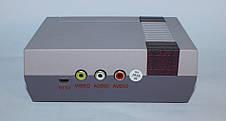 Игровая приставка CoolBaby Video Games Dendy, Игровая ретро приставка Денди NES 8bit  100в1 Original size     , фото 3