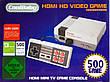 Игровая приставка CoolBaby Video Games Dendy, Игровая ретро приставка Денди NES 8bit  100в1 Original size     , фото 4