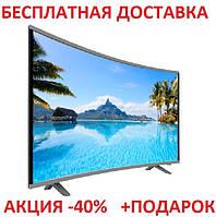 Изогнутый Телевизор 32″ 32TCND T2 Оriginal size Жк-телевизоры ТВ LED Full HD Wi-Fi
