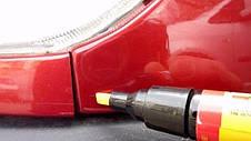 Карандаш маркер от царапин на кузове автомобиля Clear Coat Fix it PRO 99, фото 3