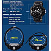 Cпортивные мужские часы Skmei(Скмей) 1040 Black  , фото 5