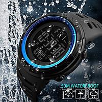 Skmei 1251 Amigo синие спортивные мужские часы
