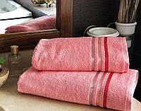 Полотенце махровое гладкокрашенное 50х90, 70х140