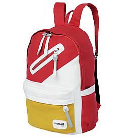 Рюкзак Footbal Red-yellow