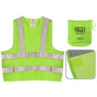 Жилет безопасности светоотражающий (green) 116 G XXL