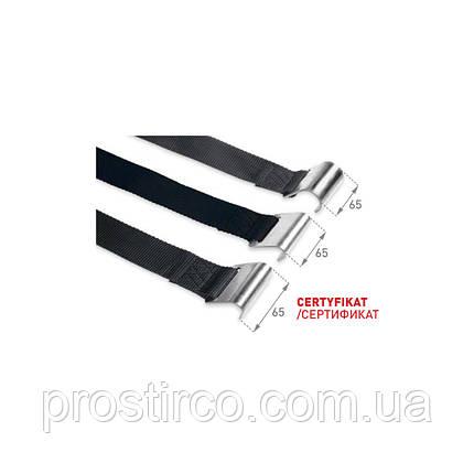 Стропы с плоским крючком 60.44.00 (оцинкованный), фото 2