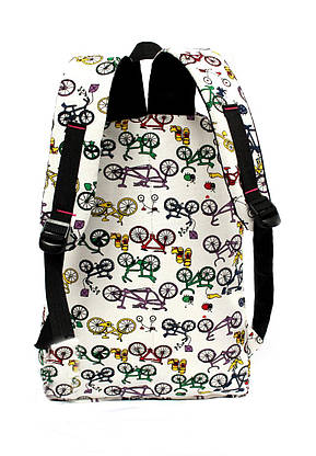 Рюкзак MM 8091 White, фото 2